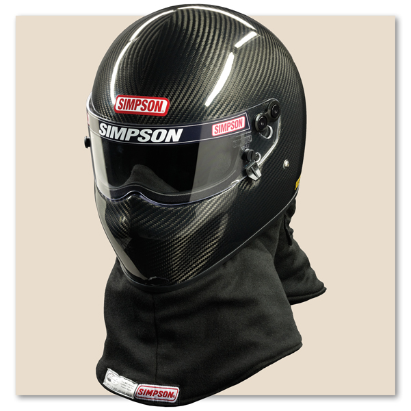 84bde021 Simpson X Bandit Pro Helmet SA2005 FIA8860 Compliant